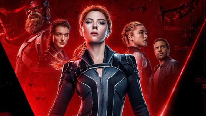 Black Widow - Góa phụ đen (phim lẻ hay của Hollywood)
