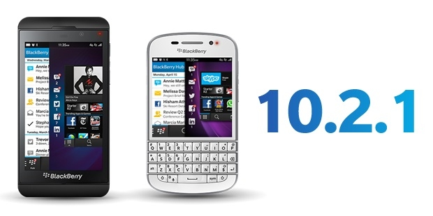 Hệ điều hành Blackberry OS hướng đến đối tượng là những doanh nhân