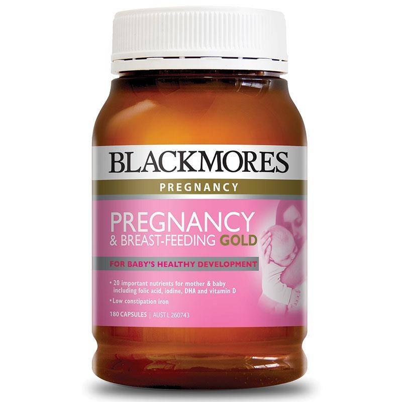 Một dòng sản phẩm Blackmores khác dành cho mẹ bầu