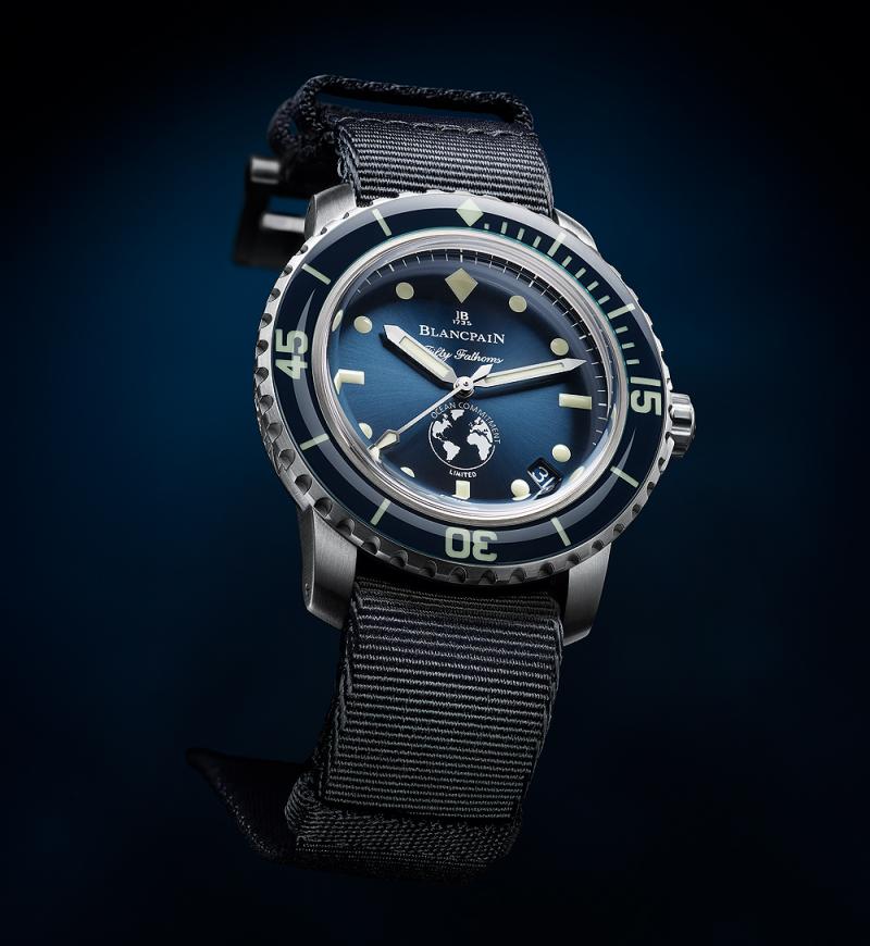 Một mẫu đồng hồ của Blancpain