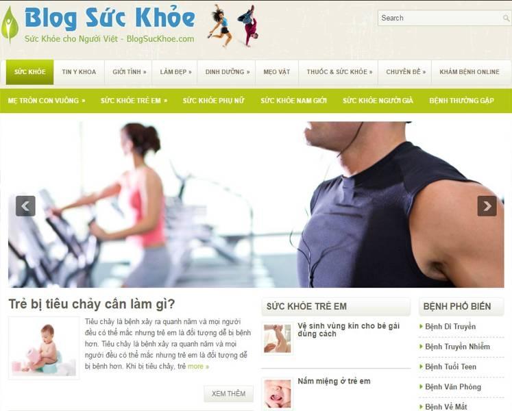 Blog Sức khoẻ