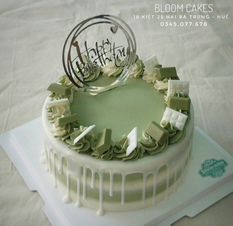 Bloom cakes