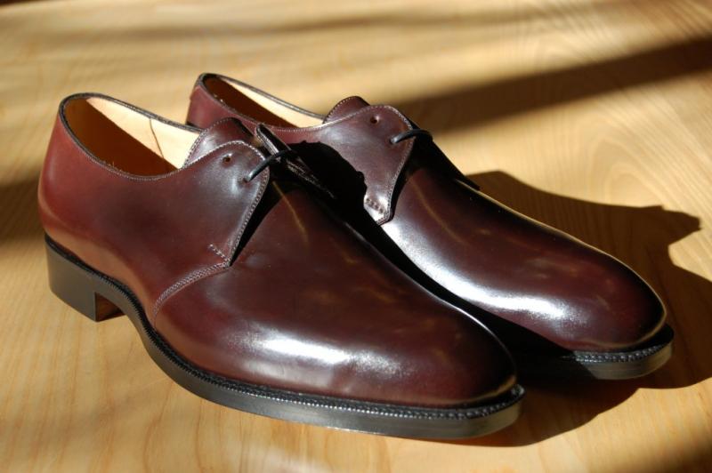 Giày tây nam Blucher