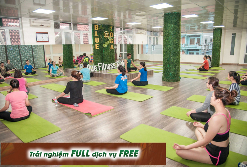 Blue Fitness and Yoga