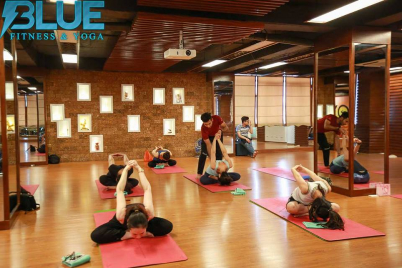 Blue Fitness and Yoga Hạ Long