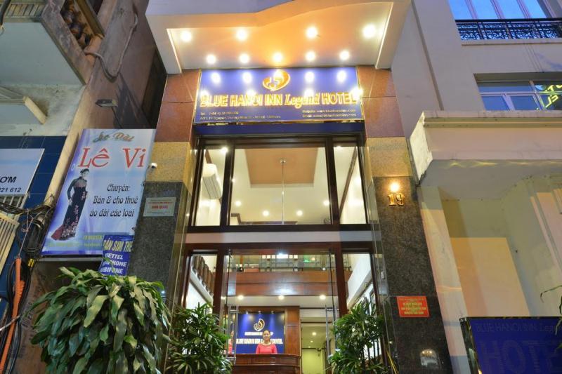 Blue Hanoi Inn Legend