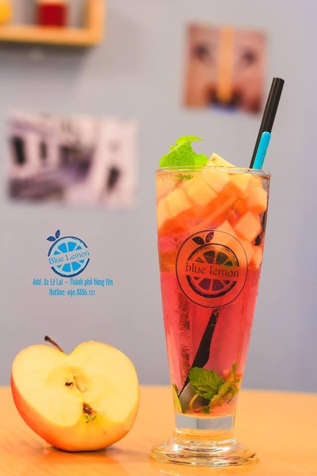 Blue Lemon – Cafe Take Away