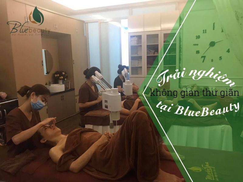 Bluebeauty Spa - Giữ gìn Xuân sắc- Trị mụn kết quả số 1 Hà Thành