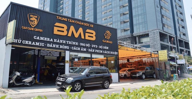 BMB CAR CARE Center- Trung tâm chăm sóc xe oto BMB