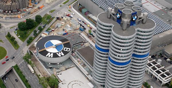 Thương hiệu BMW