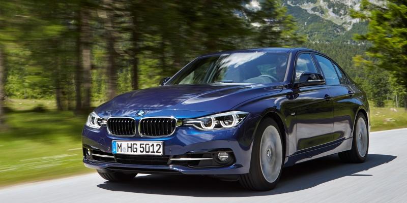 BMW 3 series - sedan hạng sang cỡ nhỏ