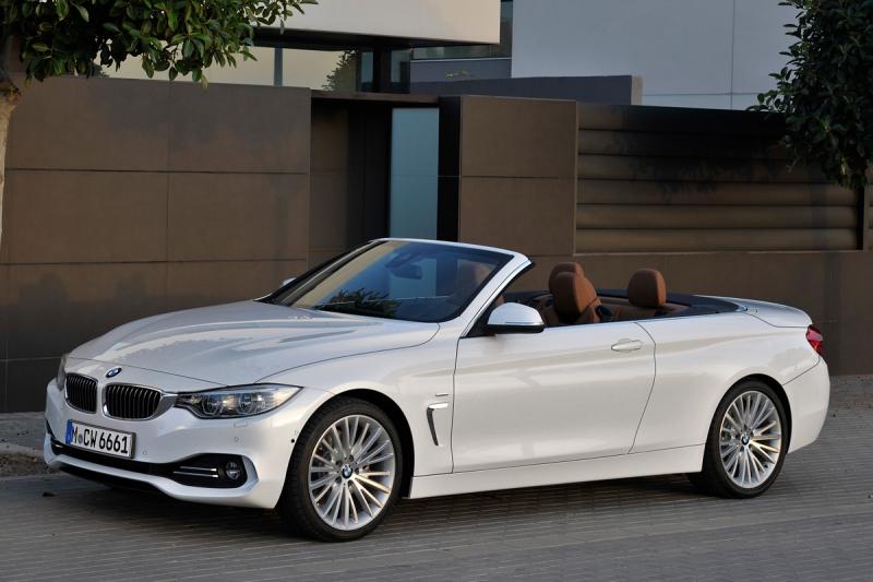 BMW 4-series: 21.462 xe