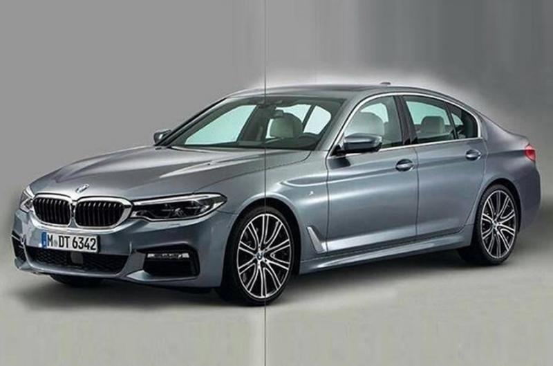 BMW 5-series được nâng cấp sau thời gian dài