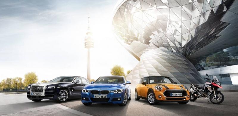 BMW Group - Điểm danh tiếng: 77,9