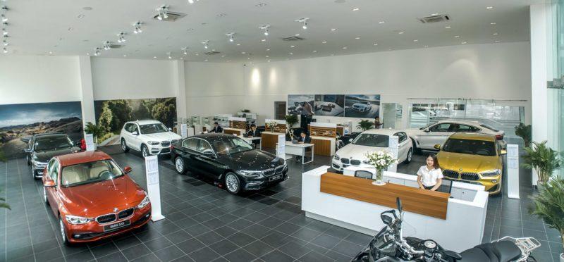 BMW Lê Văn Lương