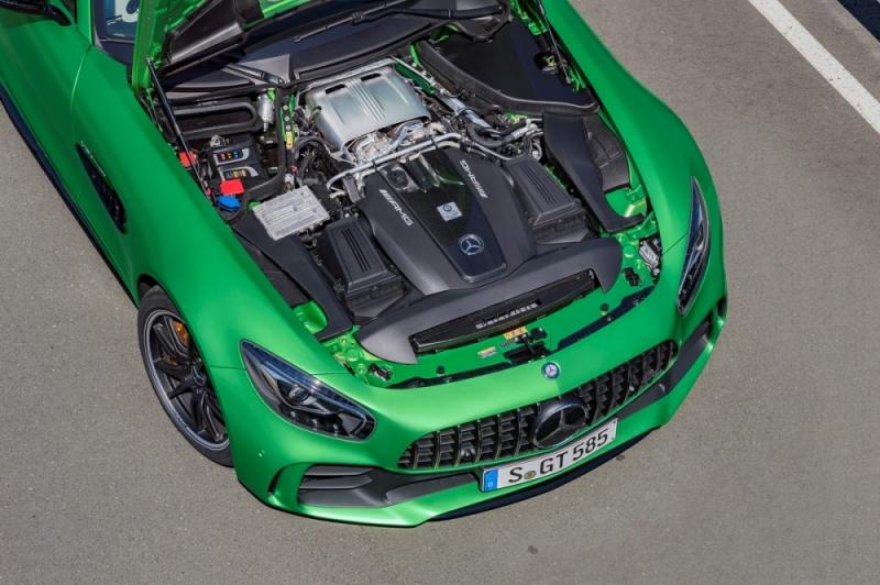Động cơ tăng áp 3.0L DOHC V6 của xe Infiniti Q50