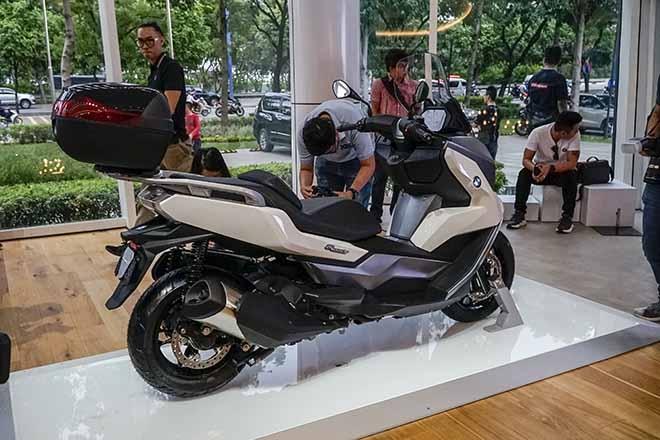 BMW Motorrad C400 GT