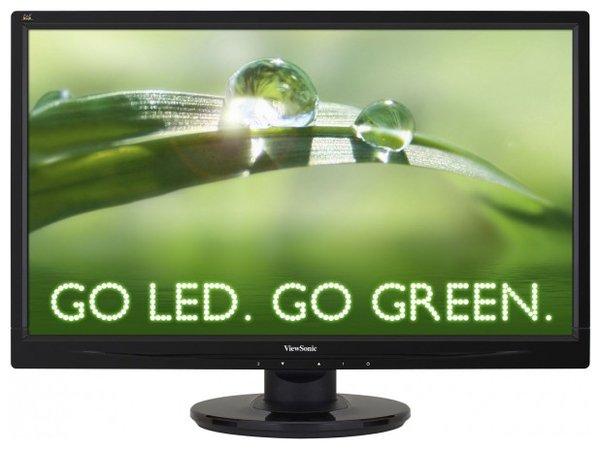 Độ phân giải của BN Viewsonic VA2046A - LED khá tốt