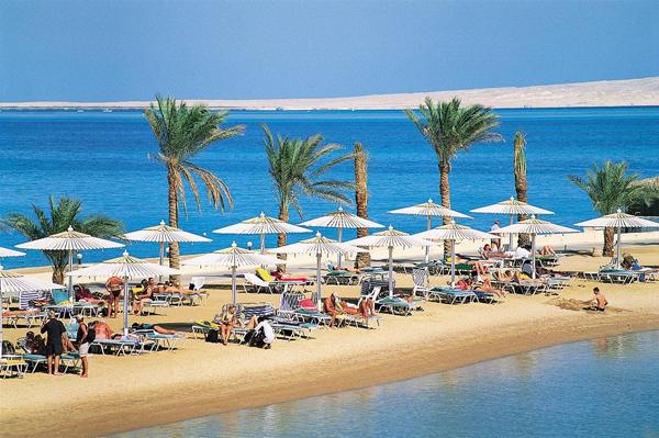 Bờ biển đỏ - Địa điểm du lịch Ai Cập