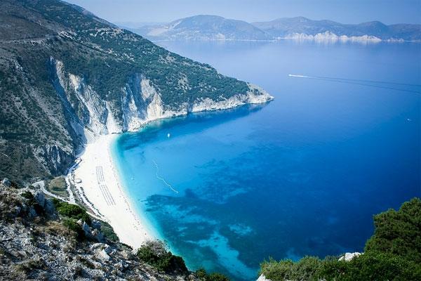 Bờ biển Myrtos