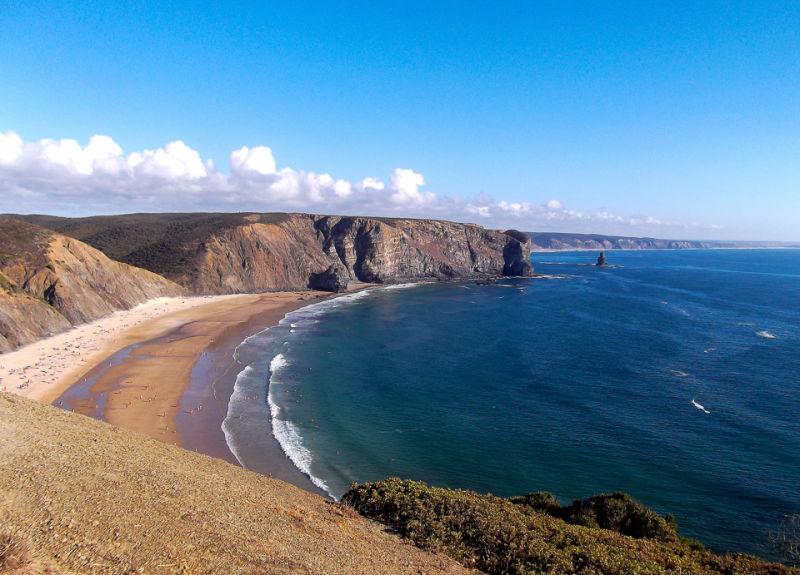 Những bờ biển dài Moledo, Bồ Đào Nha