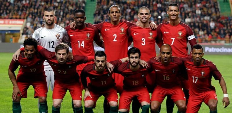 Bồ Đào Nha không được đánh giá cao tại giải đấu
