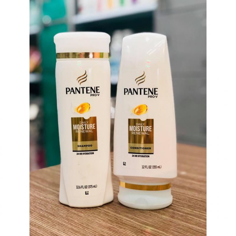 Bộ dầu gội xả Pantene Pro-V Moisture Renewal