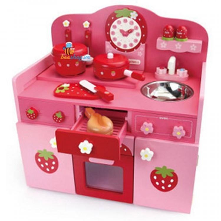 Bộ đồ chơi nhà bếp - món quà ý nghĩa cho các bé gái