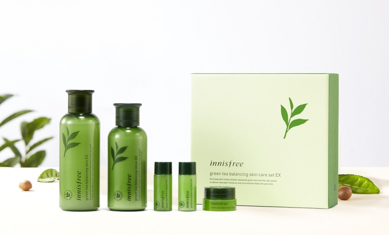 Innisfree Green Tea Balancing Special Skin Care