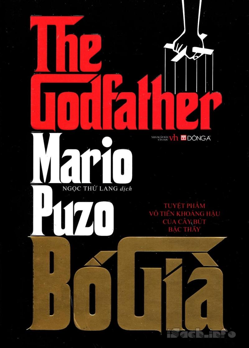 Bố Già - là tác phẩm làm nên tên tuổi Mario Puzo