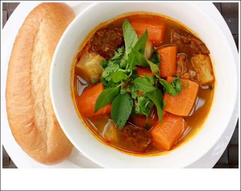 Bò Kho, Hủ Tiếu Nam Vang & Bánh Canh Cua - Huỳnh Văn Nghệ