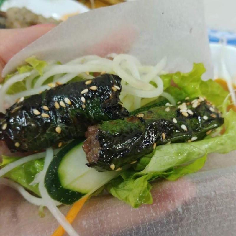 Bò Lá Lốt - Bánh Xèo Bắc Hải