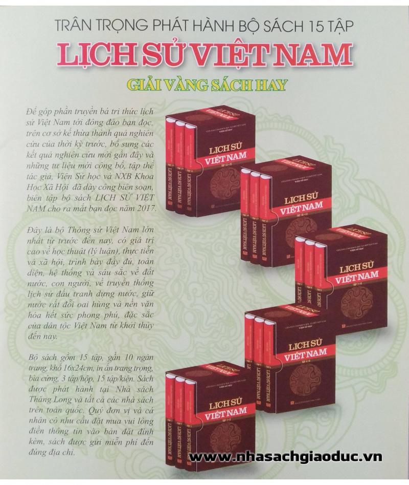 """""""Lịch sử Việt Nam"""""""