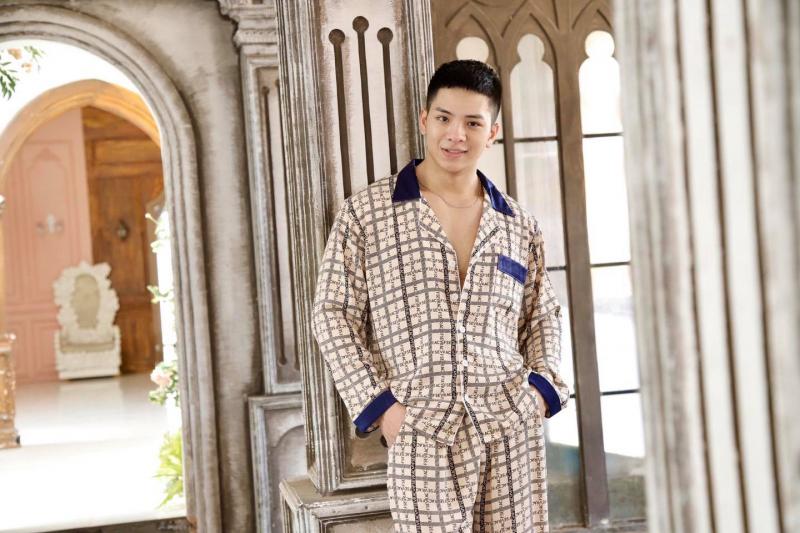 Bộ Mặc Nhà Pyjama Nam Của DaKh