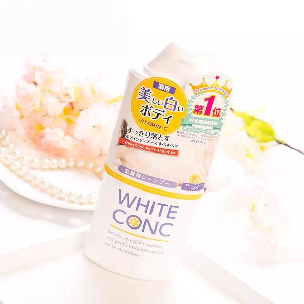 Bộ mỹ phẩm trắng da toàn thân White Conc trắng da của Nhật