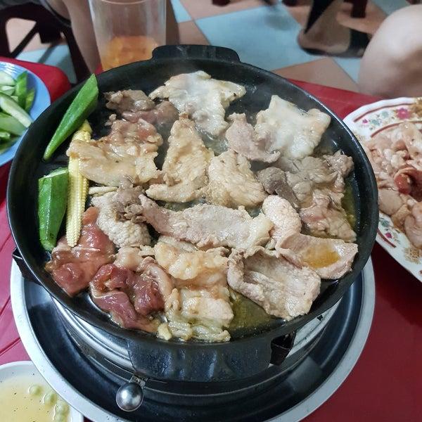 Bò nầm nướng Bà Hương