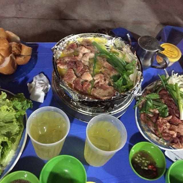Bò nầm nướng Lê Thanh Nghị