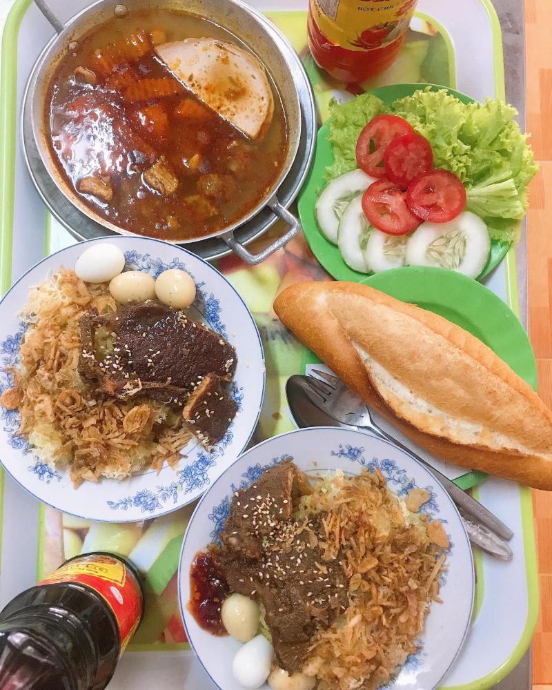 Bò Né Anh Tiamo - Xôi Gà Thịt