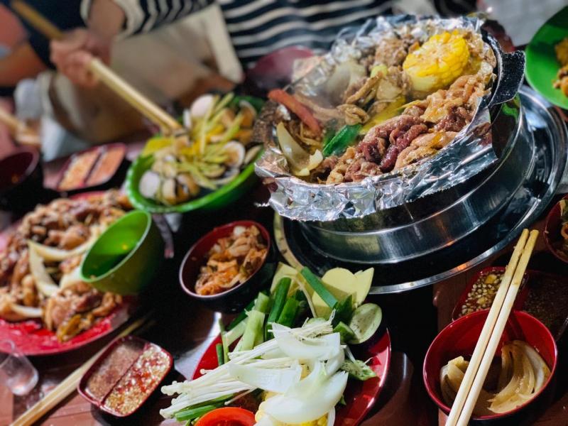 Bò Nướng Siêu Sốt 61 Lạc Trung