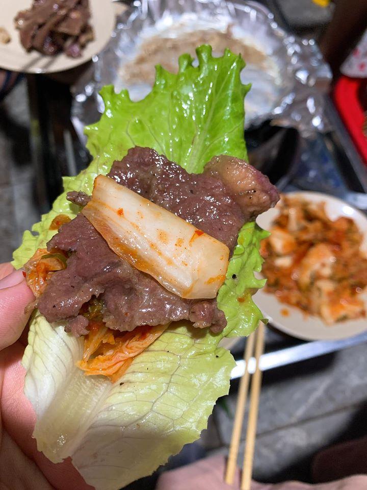 Bò nướng Tùng Quẩy