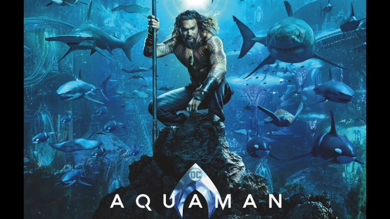 Aquaman: Đế Vương Atlantis (Ngày 13/12)