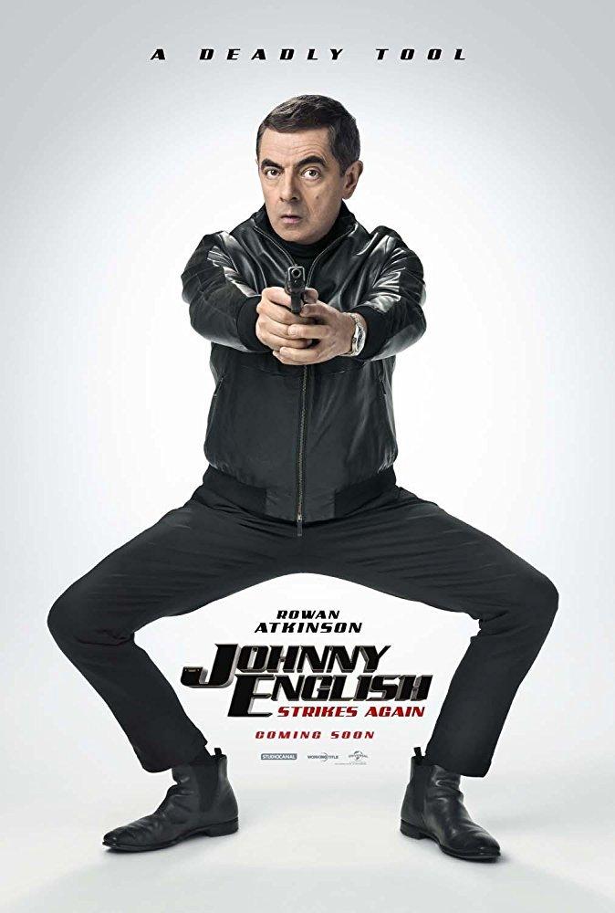 Johnny English Strikes Again – Johnny English tái xuất giang hồ
