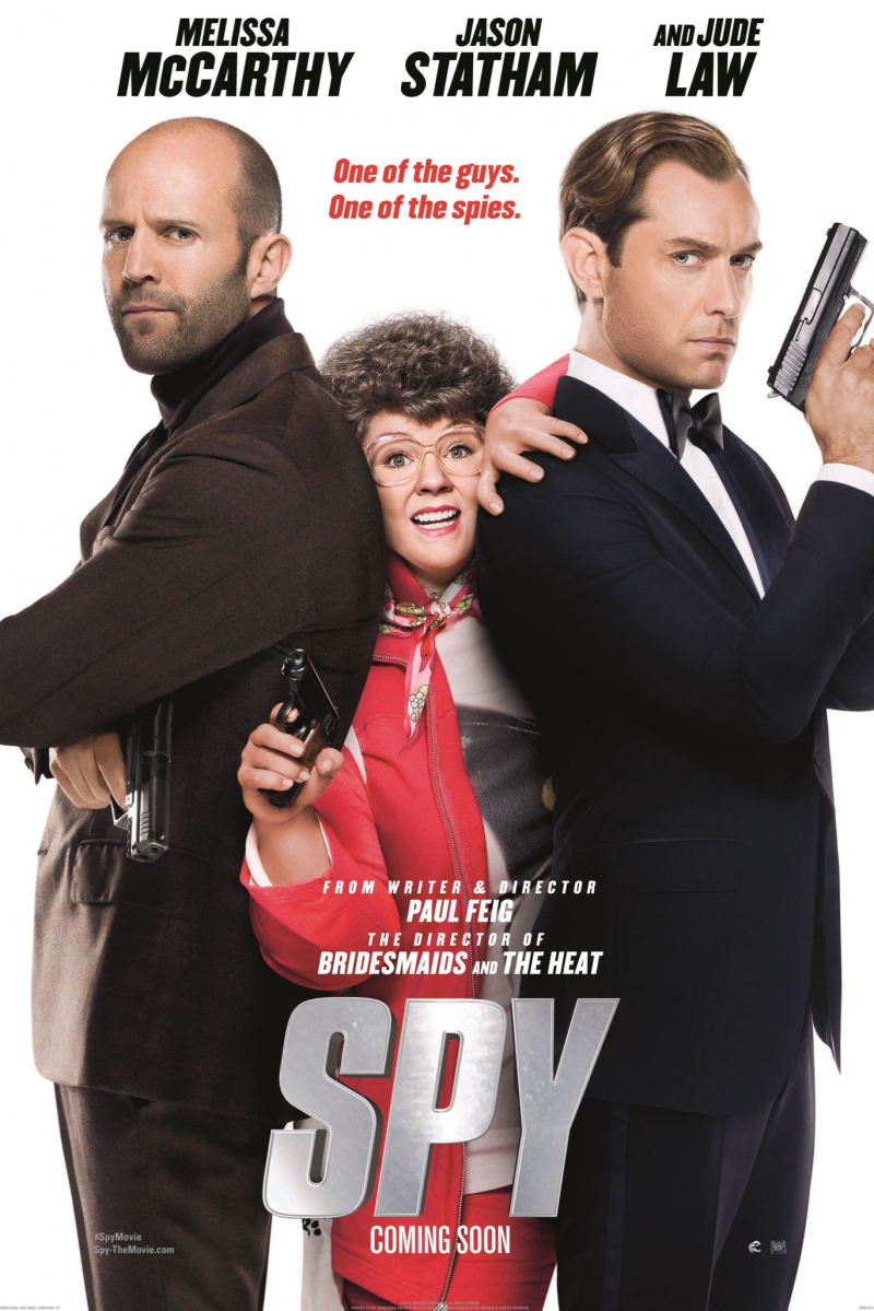 Spy – Quý bà điệp viên