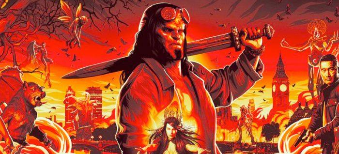 Hellboy trở lại sau nhiều năm vắng bóng