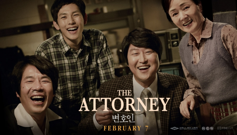 Các diễn viên trong phim The Attorney