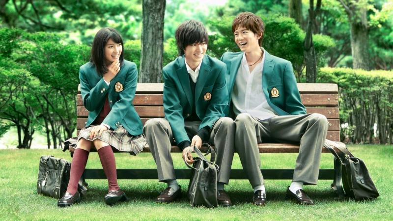 Top 10 Bộ phim học đường chuyển thể của Nhật Bản hay nhất
