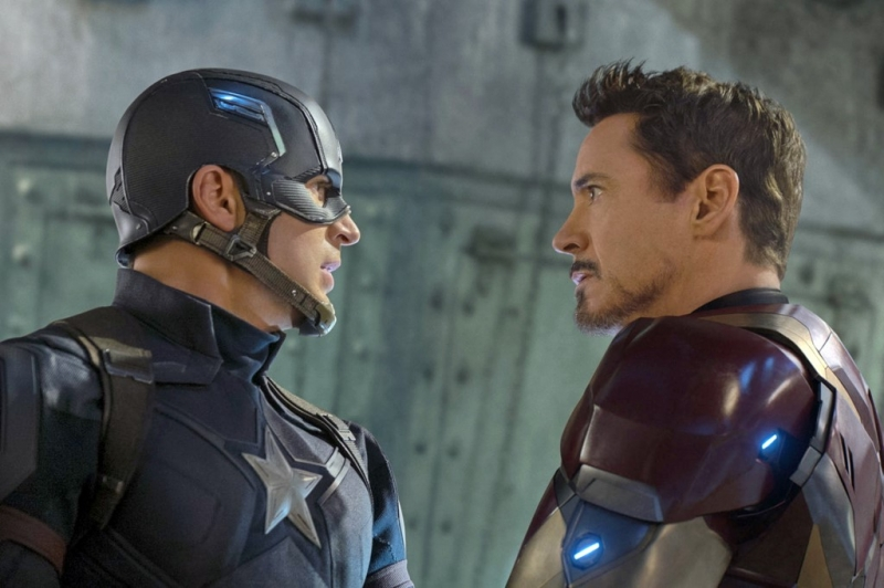 Captain America: Civil War - 1.151,5 triệu USD