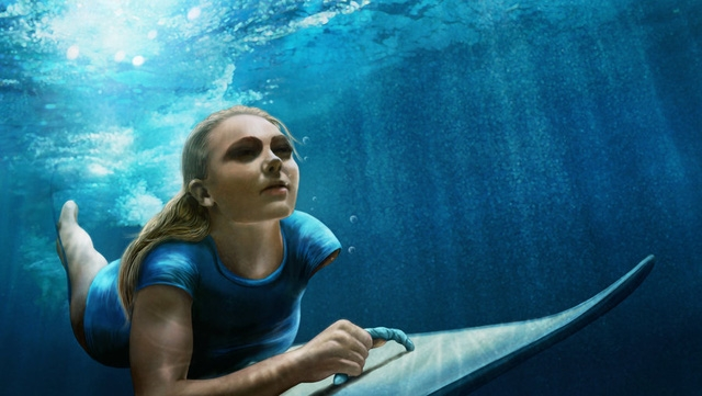 Poster phim Soul Surfer