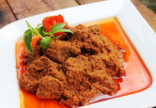 Thịt bò Rendang