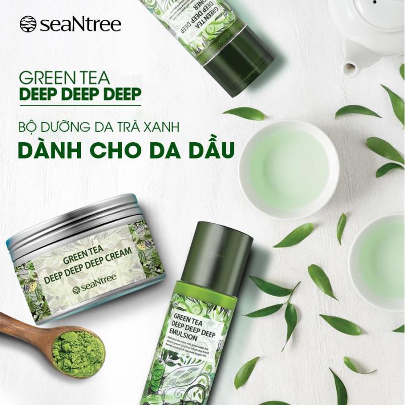 Bộ sản phẩm Green tea deep deep deep - seaNtree